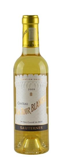 2009 La Tour Blanche Sauternes Blend