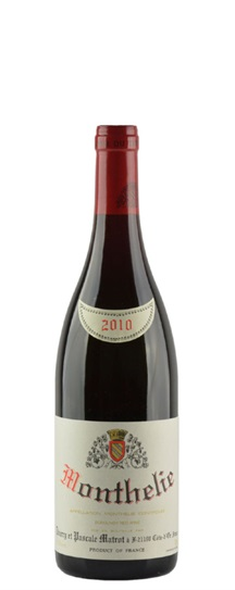 2009 Matrot, Domaine Thierry Monthelie