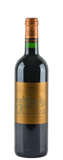 2009 d'Issan Bordeaux Blend