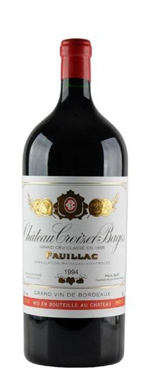 1994 Croizet Bages Bordeaux Blend