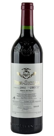2003 Vega Sicilia Unico