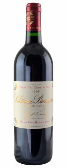 1996 Branaire-Ducru Bordeaux Blend