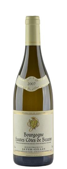 2007 Jayer-Gilles, Domaine Robert Bourgogne Hautes Cotes de Beaune