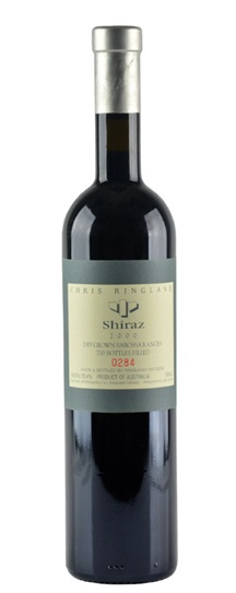 2004 Ringland, Chris (formerly Three Rivers) Shiraz