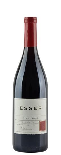2009 Esser Pinot Noir