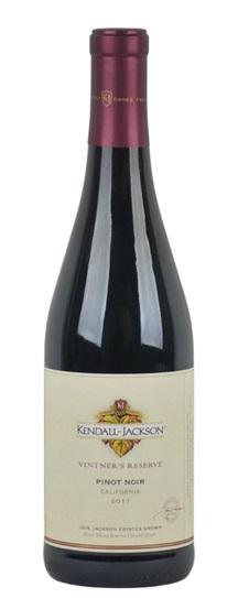 2011 Kendall Jackson Pinot Noir Vintner's Reserve
