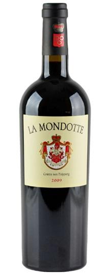 2009 Mondotte, La Bordeaux Blend
