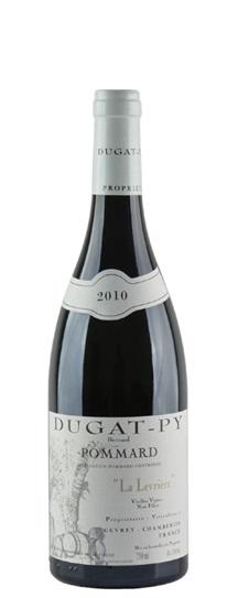 2010 Dugat-Py, Domaine Pommard la Levriere Vieilles Vignes