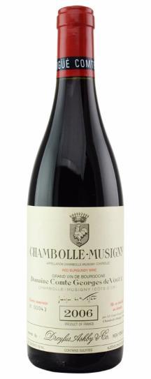 1995 Comte de Vogue Chambolle Musigny 1er Cru