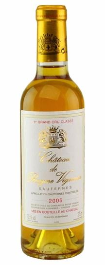 2006 Rayne-Vigneau Sauternes Blend