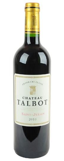 2010 Talbot Bordeaux Blend