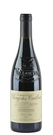 2009 Domaine le Sang des Cailloux Vacqueyras Cuvee Lopy