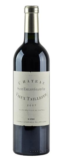 2007 Taillefer, Chateau Vieux Bordeaux Blend