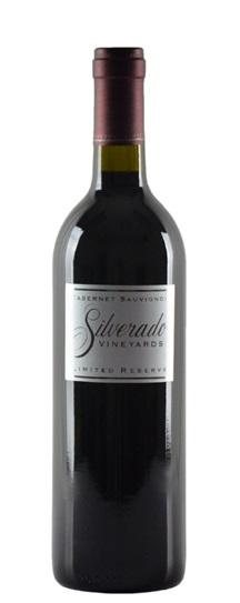 2001 Silverado Vineyards Cabernet Sauvignon Limited Reserve