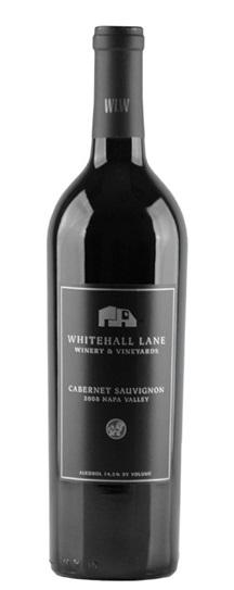 2002 Whitehall Lane Cabernet Sauvignon