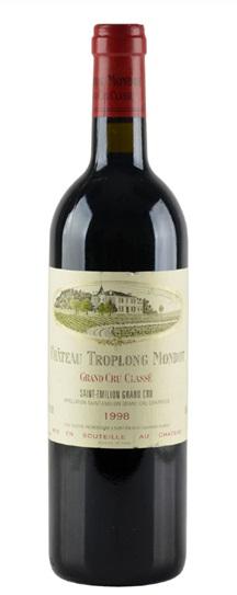 1996 Troplong-Mondot Bordeaux Blend