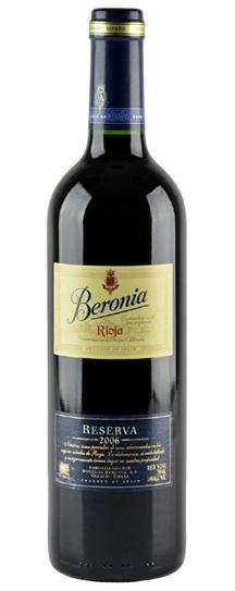 2005 Beronia, Bodegas Rioja  Reserva