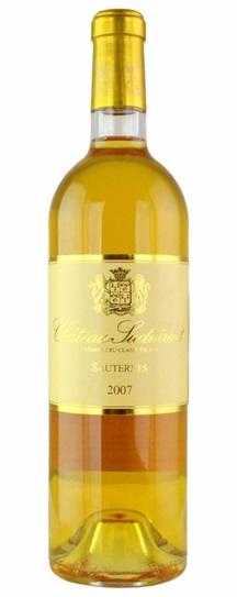2009 Chateau Suduiraut Sauternes Blend