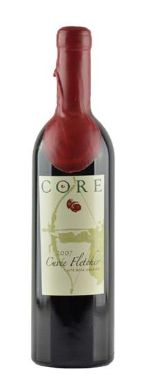 2007 Core Cuvee Fletcher Alta Mesa Vineyard