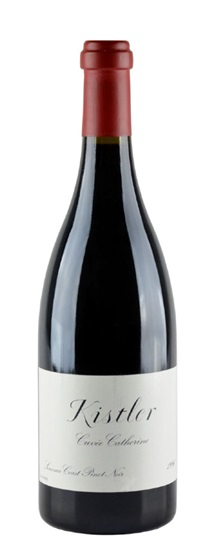 2001 Kistler Pinot Noir Kistler Vineyard Cuvee Catherine