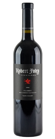2009 Robert Foley Vineyards Claret