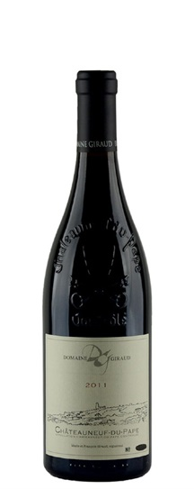 2011 Giraud, Domaine Chateauneuf du Pape Tradition