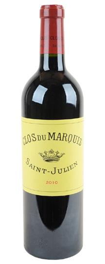 2006 Clos du Marquis Bordeaux Blend