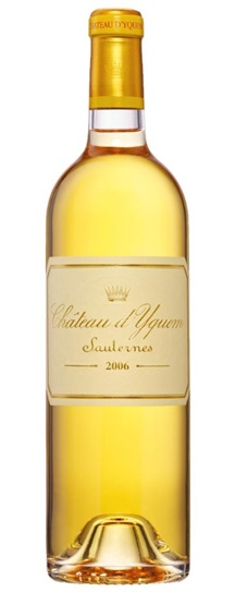 2006 Chateau d'Yquem Sauternes Blend