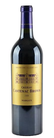 2008 Cantenac Brown Bordeaux Blend