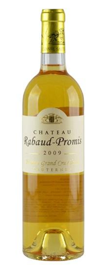 2009 Rabaud-Promis Sauternes Blend