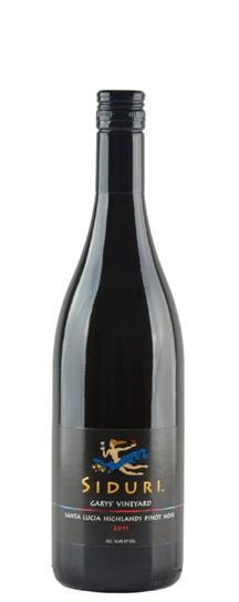 2011 Siduri Pinot Noir Garys Vineyard
