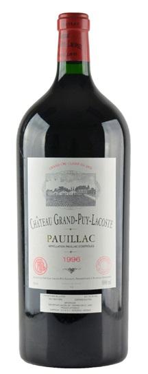 1996 Grand-Puy-Lacoste Bordeaux Blend