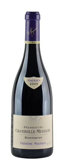 2009 Magnien, Domaine Frederic Chambolle Musigny les Borniques