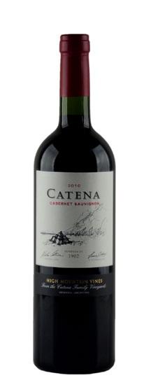 2010 Catena Zapata, Bodegas Catena Cabernet Sauvignon