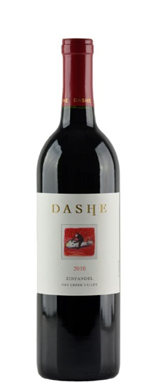 2010 Dashe Cellars Zinfandel Dry Creek