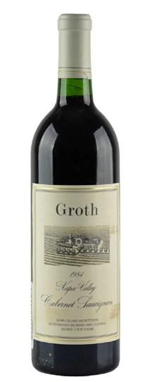 1996 Groth Cabernet Sauvignon