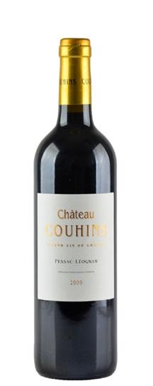 2009 Couhins, Chateau Bordeaux Blend