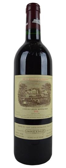 1996 Lafite-Rothschild Bordeaux Blend