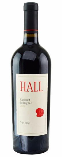 2004 Hall Cabernet Sauvignon