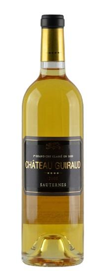 2005 Chateau Guiraud Sauternes Blend