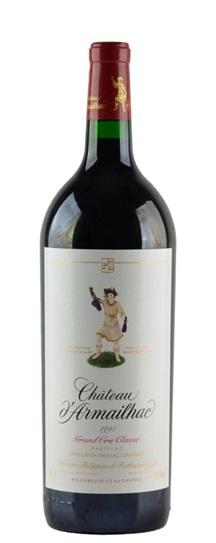 1995 d'Armailhac Bordeaux Blend