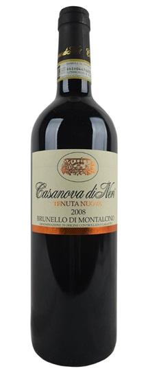 2008 Casanova di Neri Brunello di Montalcino Tenuta Nuova