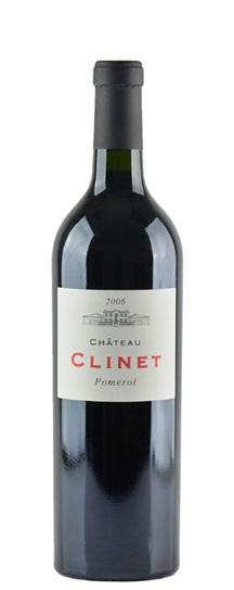 2006 Clinet Bordeaux Blend