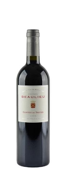 2005 Beaulieu Comtes de Tastes Bordeaux Blend
