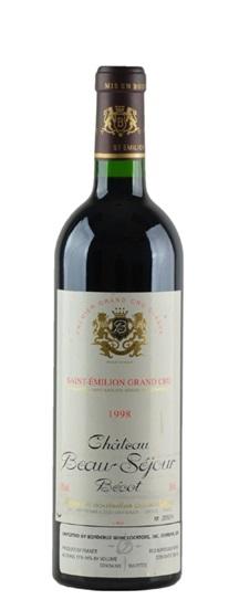 1998 Beau-Sejour-Becot Bordeaux Blend