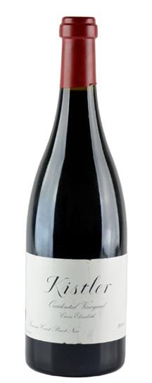 2001 Kistler Pinot Noir Occidental Vineyard Cuvee Elizabeth