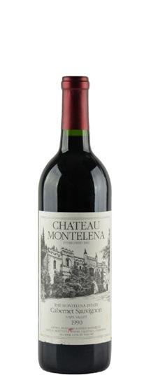 1986 Chateau Montelena Cabernet Sauvignon Estate
