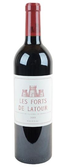 2010 Forts de Latour, Les Bordeaux Blend