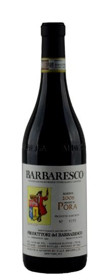 2007 Produttori del Barbaresco Barbaresco Riserva Pora