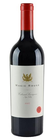 2007 Magie Rouge Cabernet Sauvignon